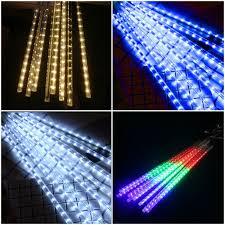Fall Color String Lights Details About Led Meteor Shower Rain Lights Christmas Decor Light Fall String Light Waterproof