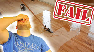 wood floor refinishing fails yours called out