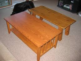 Craftsman Style Coffee Table Chris Project Page Craftsman Style Coffee Table Done