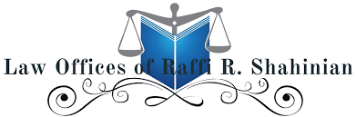 Law Office Logo Design Adorable Law Offices Of Raffi R Shahinian