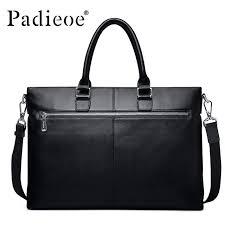 luxury briefcases designer purses design business name brand handbag men shoulder briefcase leather laptop bag fashion