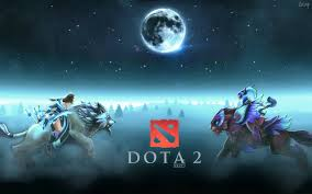 dota 2 luna mirana warrior archer games fantasy poster wallpaper 1920x1200 799385 wallpaperup