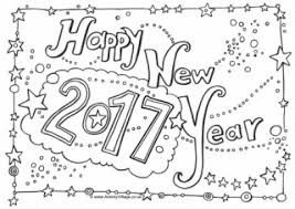 Small Picture Coloring Pages New Years FunyColoring