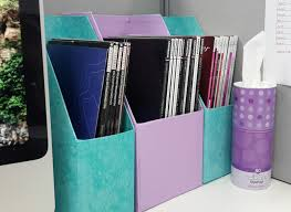 Purple Magazine Holder The hunt for the magazine holder Beauty Bloggess 11