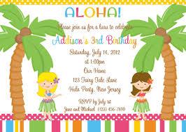 hawaiian christmas invitation templates com luau invitation templates