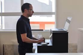 standing desk imac. Plain Imac Oristandfoldablestandingdesk Intended Standing Desk Imac