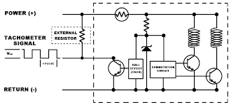 methods of monitoring fan performance comair rotron figure 3 non isolated open collector tachometer circuit