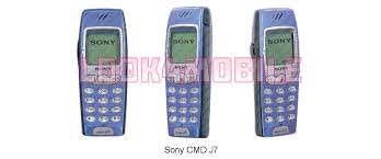 Sony CMD J7 - Eigenschaften, technische ...