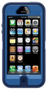 Iphone 5s Case Blue : Otterbox defender case belt holster for apple iphone s and