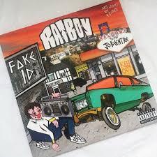 Rat Of Id B Side Vinyl 7