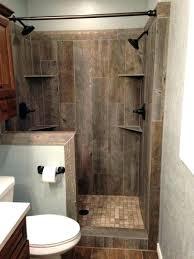 tile shower cost