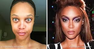 17 celebrities who are totally unrecognizable without makeup