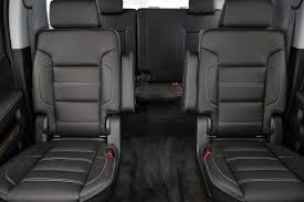 gmc sierra 2015 interior. 2015 gmc yukon xl center and rear seat interior gmc sierra