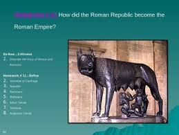Venn Diagram Of Roman Republic And Roman Empire Global Aim 11 How Did The Roman Republic Become The Roman Empire