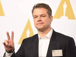Matt Damon says he didn't realise he ...