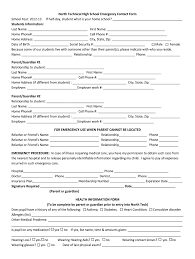 employer emergency contact form template template for high school emergency contact fill online