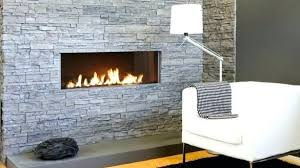 interior stone gas fireplace contemporary waukee patio in 20 from stone gas fireplace