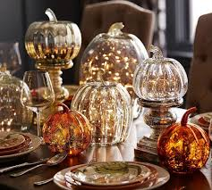 Glass Pumpkins Decor With Micro Lights Halloween_decor Hashtag On Twitter