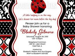 Ladybug Baby Shower Invitations  StephenanunoComFree Printable Ladybug Baby Shower Invitations