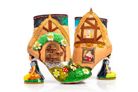 Irregular Choice - Happily <b>Ever After</b> Heels - Virtue Boutique