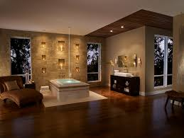 spa paint colorswall candle sconces in Bathroom Contemporary with Spa By Sherwin