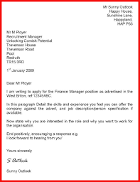 Cover Letter Contact Info Apa Example