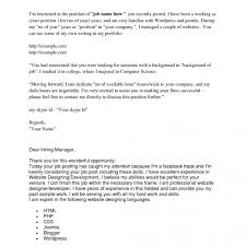 Cover Letter Do Not Know Name Of Employer Mediafoxstudio Com