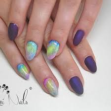 Nehty Inspirace Ombre
