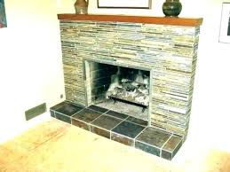 how to cover brick fireplace with stone veneer how to cover a fireplace awesome brick with