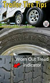 Fifth Wheel Travel Trailer Tire Tips And Advice
