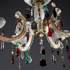 tilt originals multicoloured chandelier