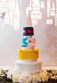 Wedding Cake Wednesday Royal Princesses Disney Weddings