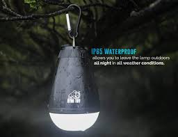 Best Camping Lights For Lighting Your Campsite Led Remote