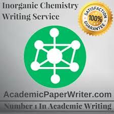 inorganic chemistry writing assignment help inorganic chemistry  inorganic chemistry writing service