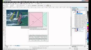 Creating Calendars In Coreldraw X6 Youtube