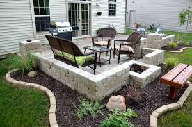 simple patio ideas with pavers bd about remodel nice small space diy paver stone