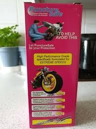 Puncturesafe Tyre Sealant Ultraseal Kit 780ml 11 Free Tools