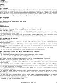 ar 672 20 provides implementing instructions for incentive awards honorary awards and devices awards
