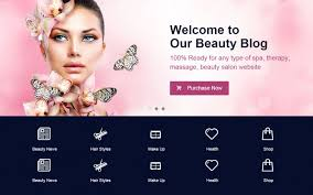beauty make up artist responsive wordpress theme 58 free demo