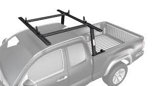 Aluminum Semi Pickup Truck Ladder Rack w/ Cantilever Extension – www ...