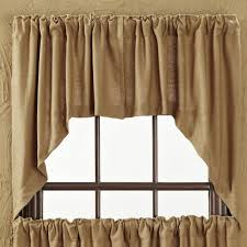 15 Original Ways To Customize Your Window TreatmentsBurlap Window Blinds