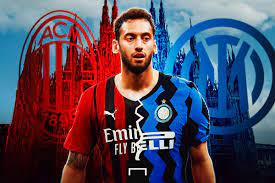 Calhanoglu to leave AC Milan for rivals Inter as Serie A champions seek  Eriksen cover