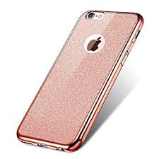 iphone 5s rose gold. visibee - rose gold iphone se 5 5s case, bling glitter detachable ultra- iphone