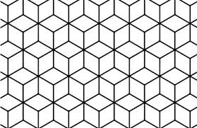 Simple Patterns Cool Simple Geometric Patterns Coloring Pages For Kids Just Colorings