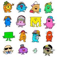 a handy guide to the mr men and little miss you ll be
