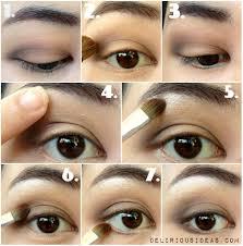 eyemakeup steps