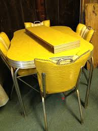 1950s formica kitchen table and chairs canada best tables images on furniture small vintage chrome red