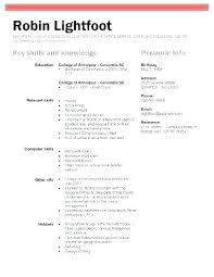 work experience resume template. Cv Examples Student Work Experience Resume Template No With College