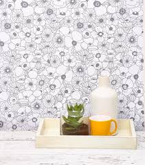 Country Kitchen Wallpaper Patterns 20 Best Removable Wallpapers Peel And Stick Temporary Wallpaper