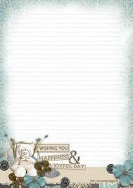 printable stationery paper printable stationary stationery printable designed in pse briefpapier writing paper scrapbook look